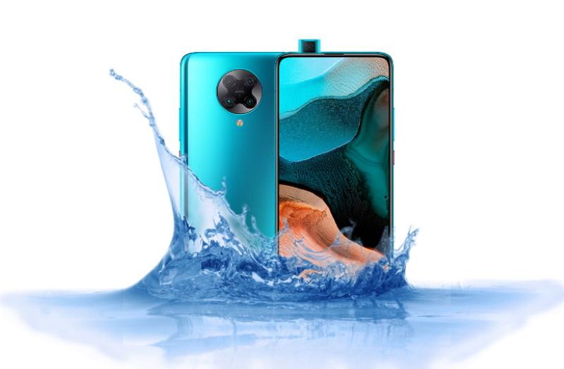 Is Poco F2 Pro Waterproof Device Waterproof Test
