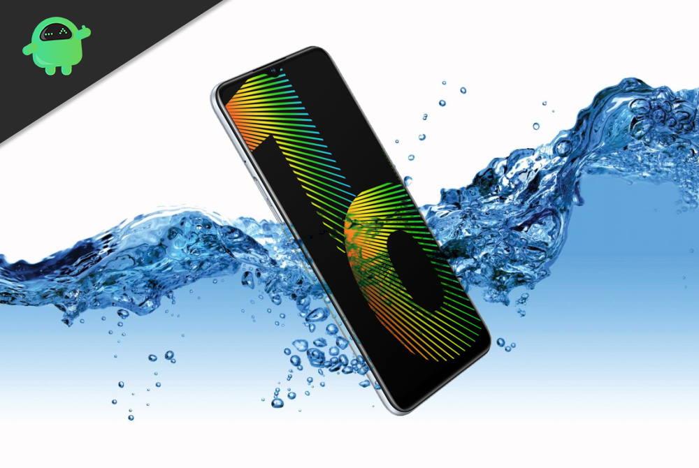 Is Realme Narzo Waterproof Device Waterproof Test