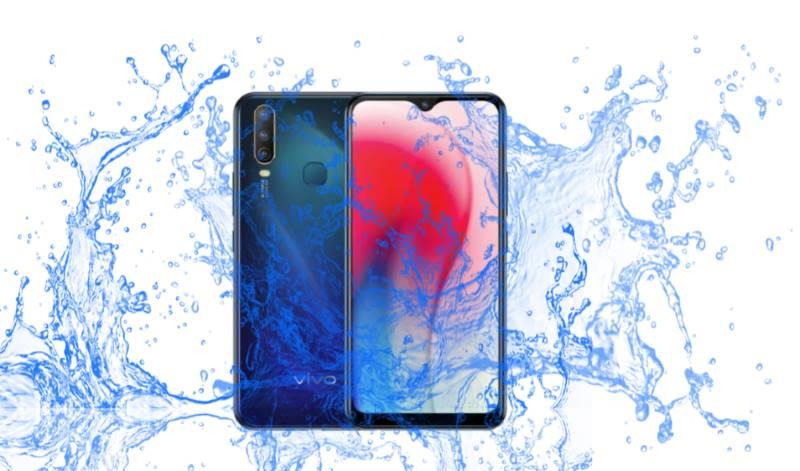 Is vivo Y3 Waterproof and dustproof device?