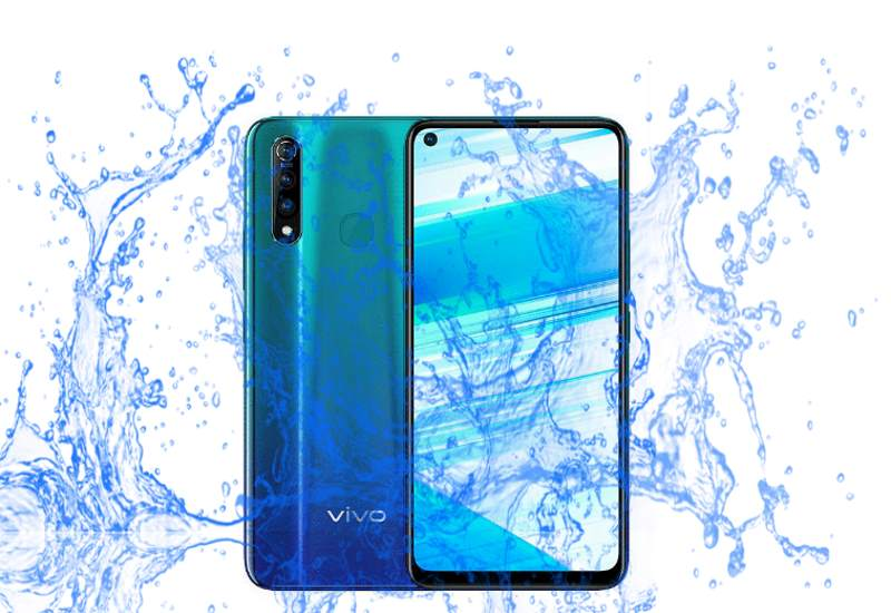 Is vivo Z1 Pro a waterproof and dustproof device?