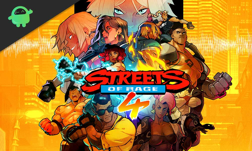 Is there a sprint option in Streets of Rage 4?
