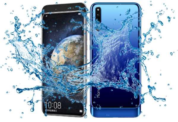 Is Huawei Honor Magic 2 can survive underwater - Waterproof Test