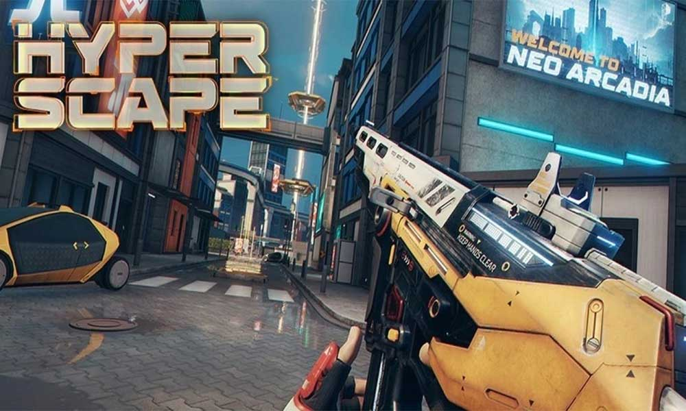 Is Hyper Scape Coming to GeForce Now or Google Stadia?
