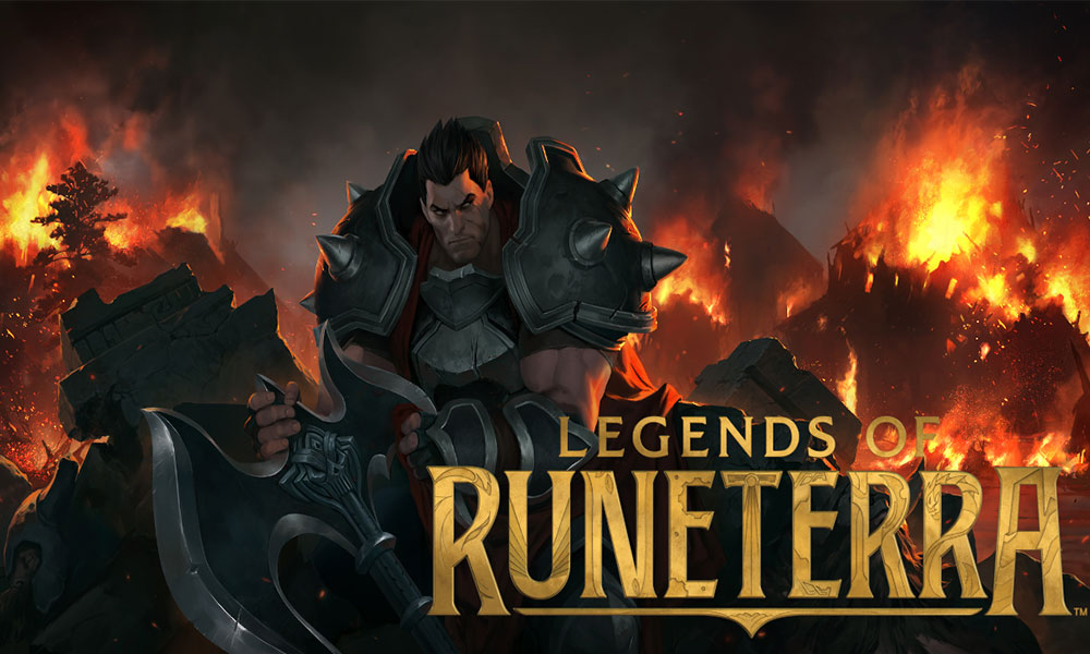Is Legends of Runeterra Outage / Server Down?