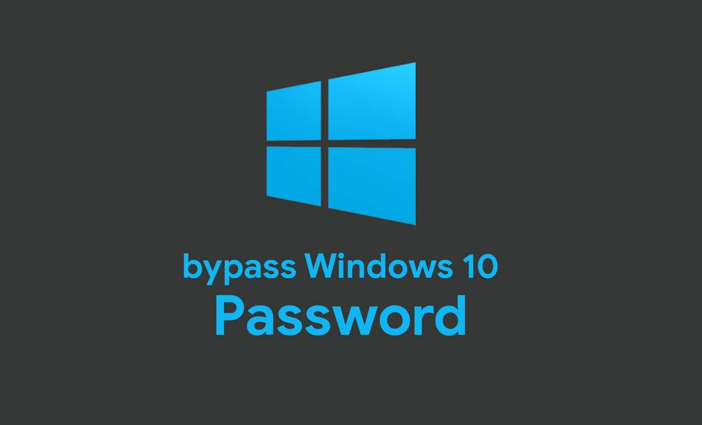 ¿Olvidó la contraseña de Windows 10?  Manera fácil de restablecerlo