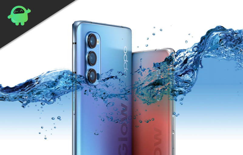 Is Oppo Reno 4 5G or Oppo Reno 4 Pro 5G launch with Waterproof specs