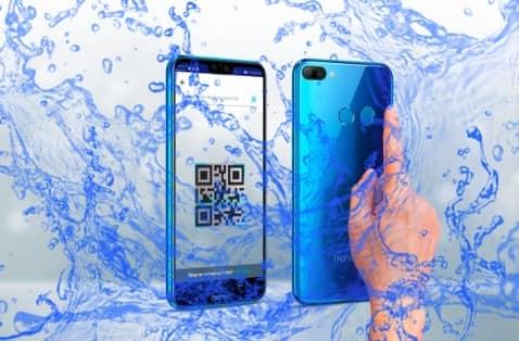 ¿Puede Huawei Honor 9N sobrevivir bajo el agua?  - Prueba a prueba de agua
