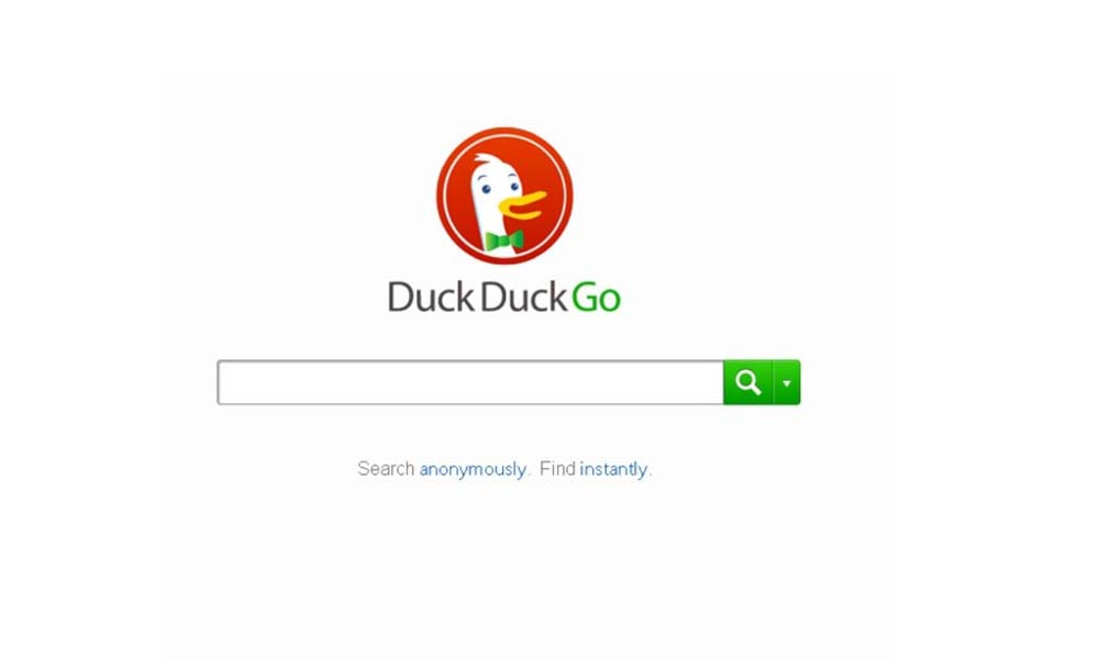 What is DuckDuckGo