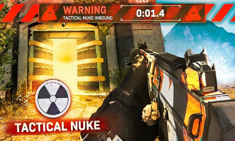 What is the Call of Duty: Modern Warfare Nuke Event?