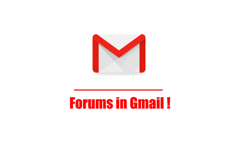 What Is Gmail Forum And How To Create One?