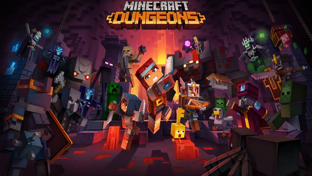 ¿Qué es el nivel máximo en Minecraft Dungeons?