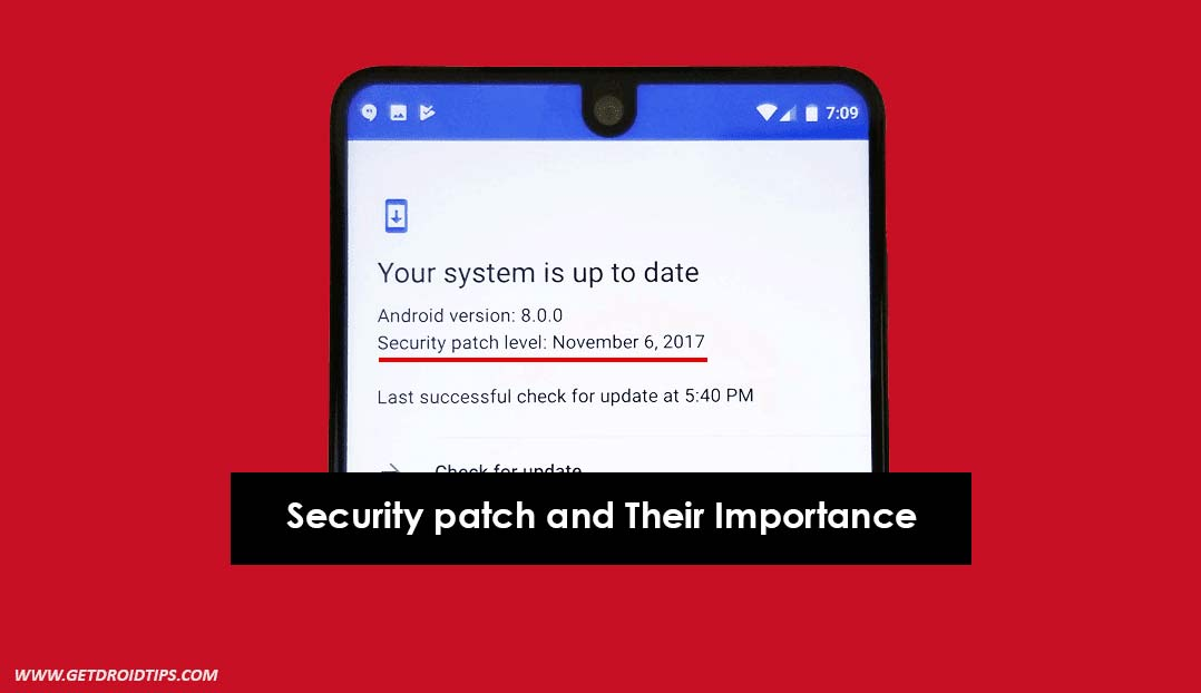 What is Security Patch and Their Importance to Android Ecosystem