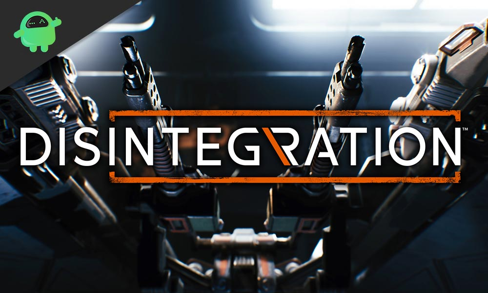 How long or lengthy is the Disintegration game?