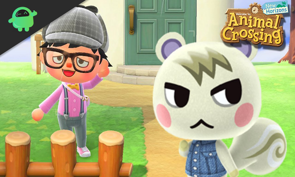 Who is Marshal in Animal Crossing: New Horizons?