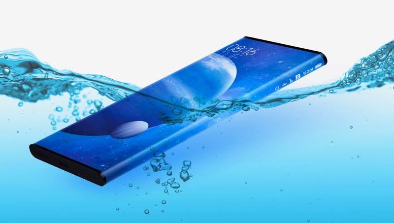Will Xiaomi Mi Mix Alpha survive underwater for 30 minutes? - Waterproof test
