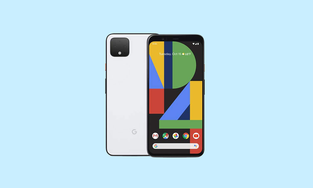 Fix Google Pixel 4 or 4 XL Face Unlock not working issue after downgrading from Android 11?