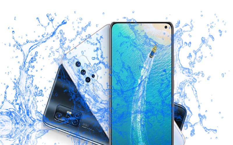 Is Vivo V17 and V17 Pro Waterproof Devices?