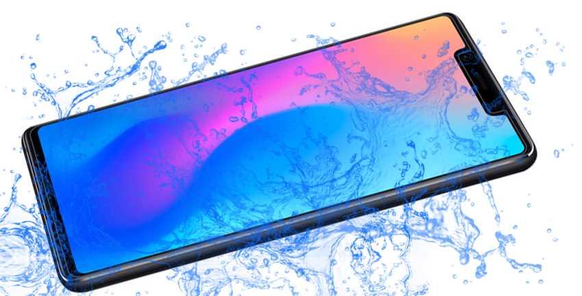 Did Xiaomi launch PocoPhone F1 with Waterproof specs?