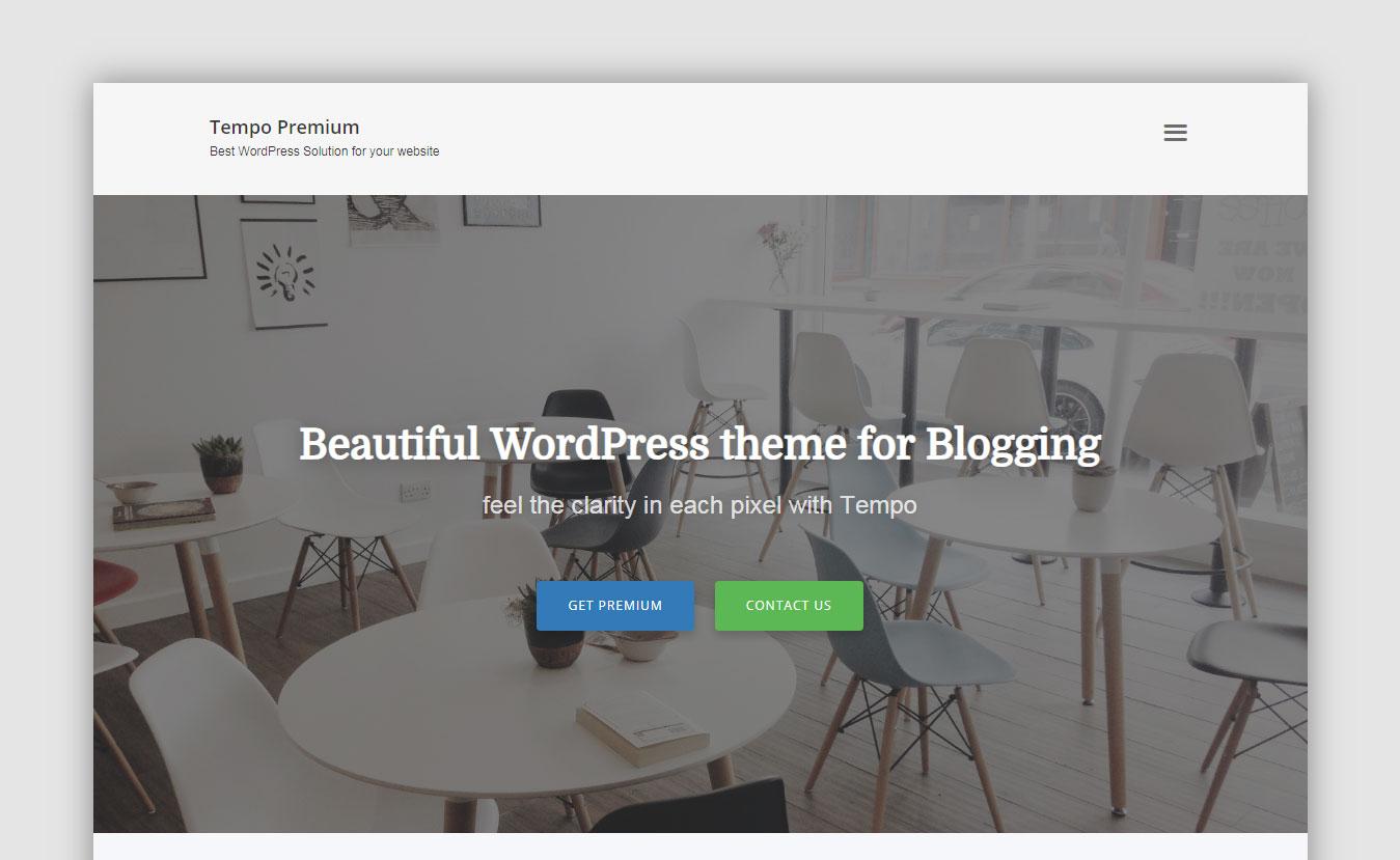 10+ najlepších bezplatných tém WordPress pre vedu 3