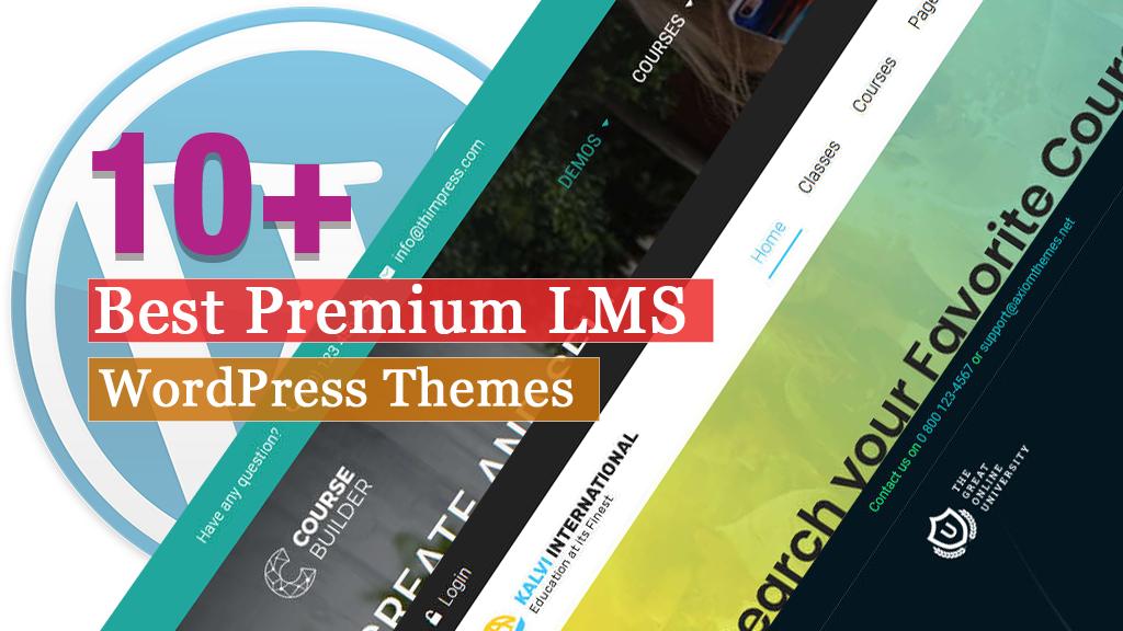 Los mejores temas premium de WordPress para LMS