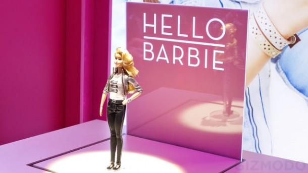 Barbie se conecta a Internet2