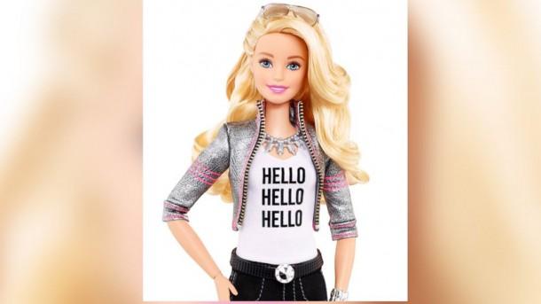 Barbie se conecta a internet