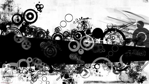 fondo de pantalla en blanco y negro 9