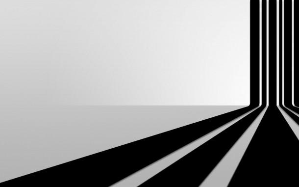 papel pintado blanco y negro 14
