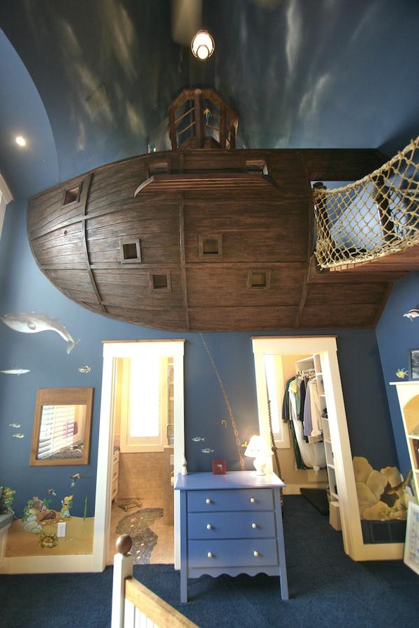 barco pirata-dormitorio3