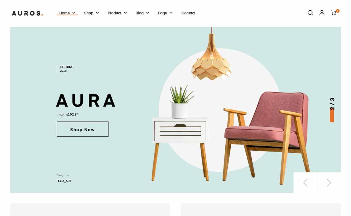 auros-best-premium-elementor-wordpress-theme