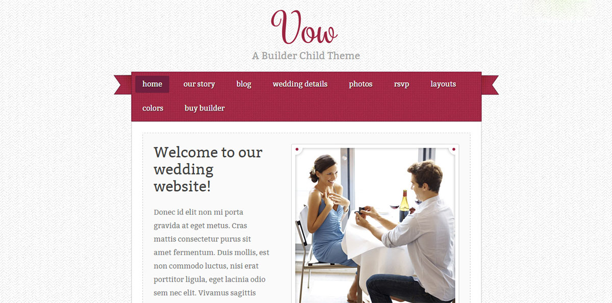 Votar tema de WordPress