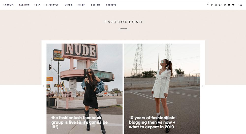 Blog de belleza Fashionlush
