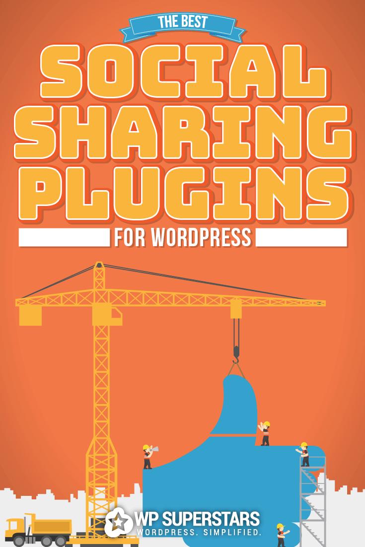 Los mejores complementos para compartir en redes sociales para WordPress