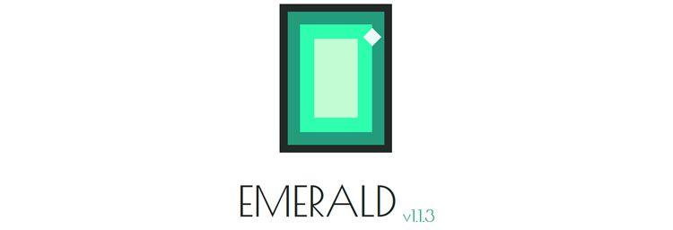 Emerald pragmatický responzívny sieťový systém LESS