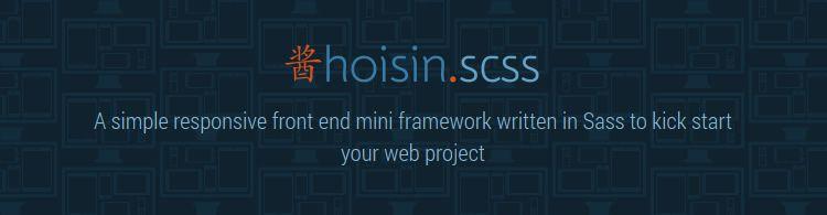 Sass Hoisin mini jednoduchý vnímavý predný rám