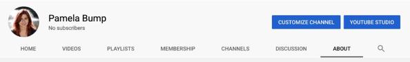 Var hittar du YouTube-studion för din kanal
