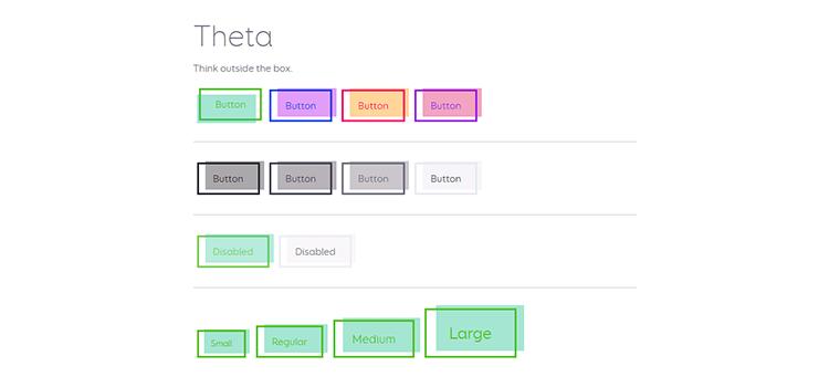 Tlačidlá: zbierka tlačidiel CSS
