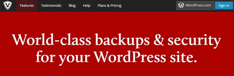 VaultPress para WordPress