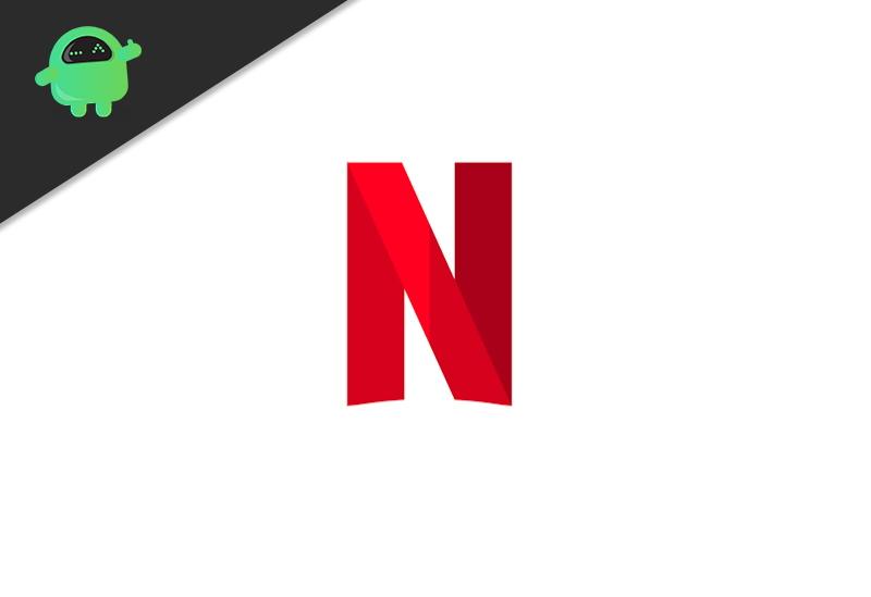 Reparar el error del sitio de Netflix: no se puede procesar su solicitud