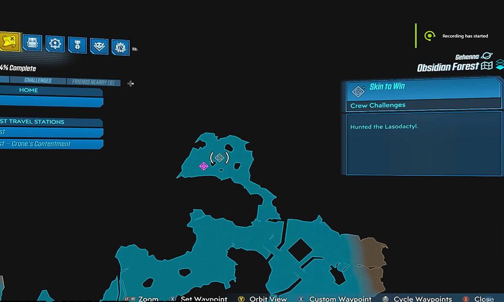 Borderlands 3 Bounty of Blood DLC: ubicación de todos los jefes y armas legendarias