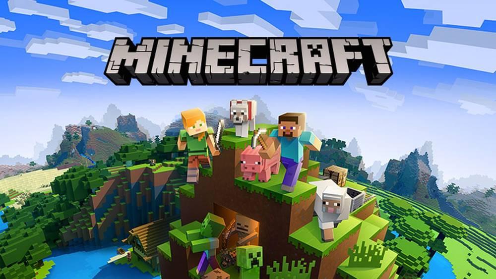Como hacer concreto en Minecraft