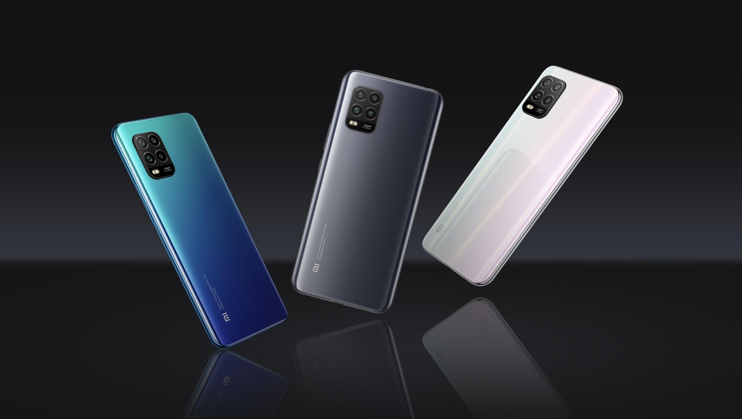 Estado de actualización de Xiaomi Mi 10 Lite MIUI 12 Beta