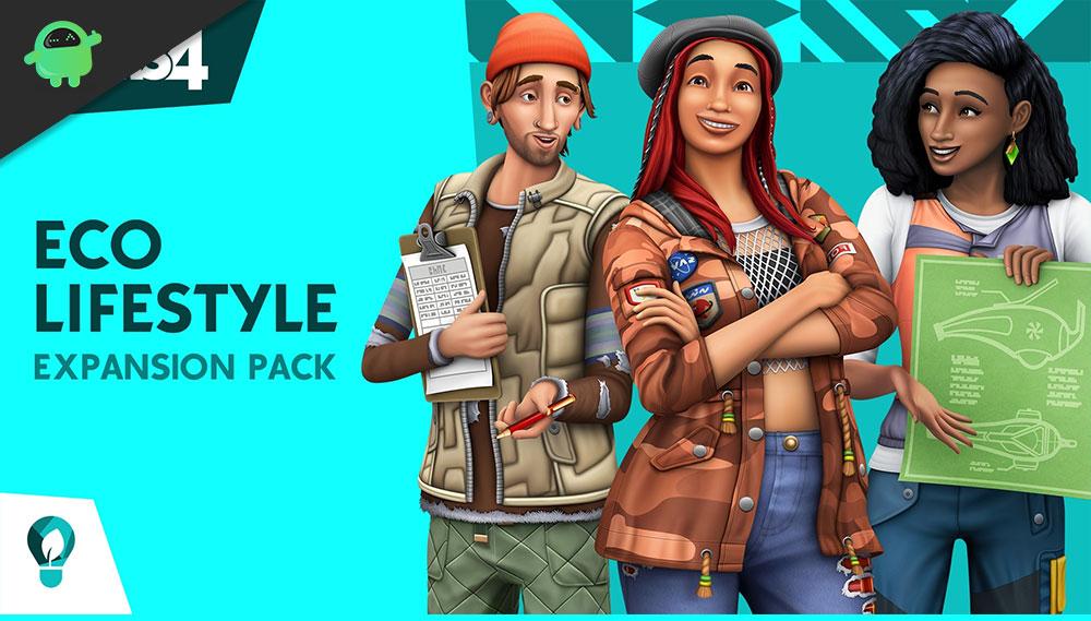 Cómo comenzar la carrera profesional independiente de Crafter en Sims 4 Eco Lifestyle
