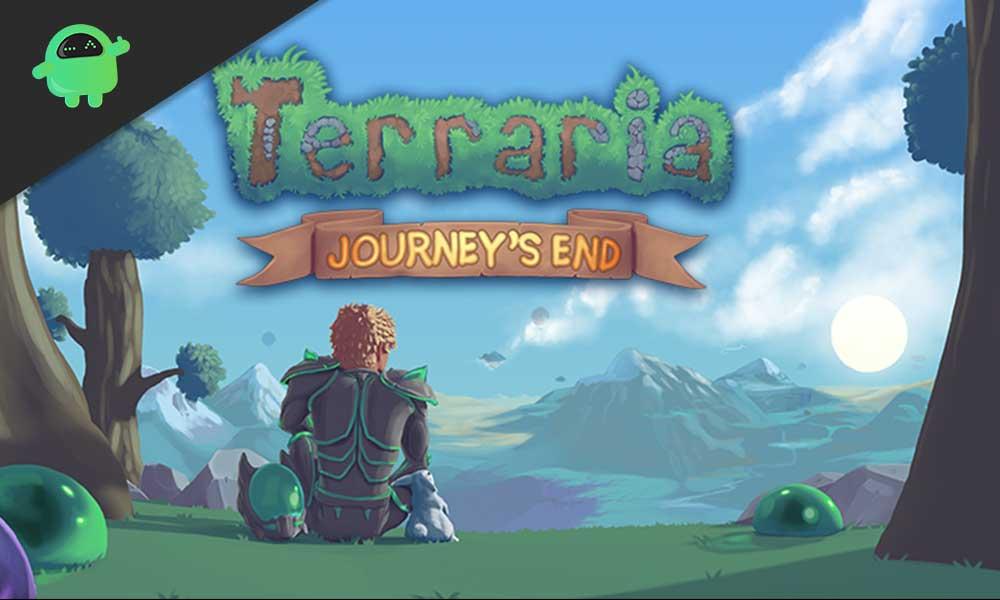 Cómo instalar paquetes de texturas en Terraria 1.4 Journey's End