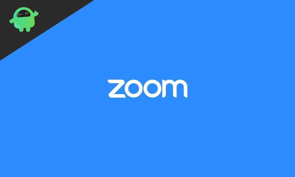 Cómo mostrar una foto de perfil en lugar de un video en Zoom Meeting