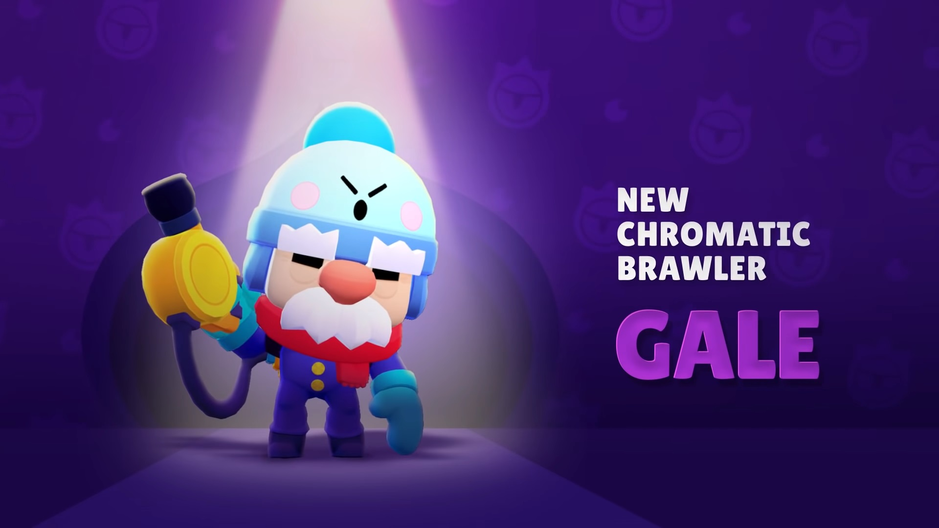 Brawl Stars Gale Guide - How to Get