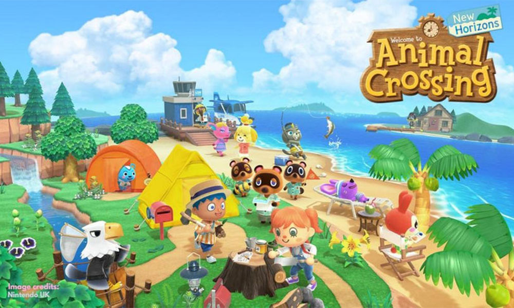Fix Animal Crossing New Horizon Código de error 2002-3558 - Nintendo Switch