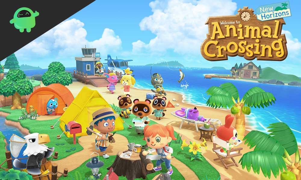 ¿Cómo duplicar elementos en Animal Crossing: New Horizons usando elementos 2 × 1?