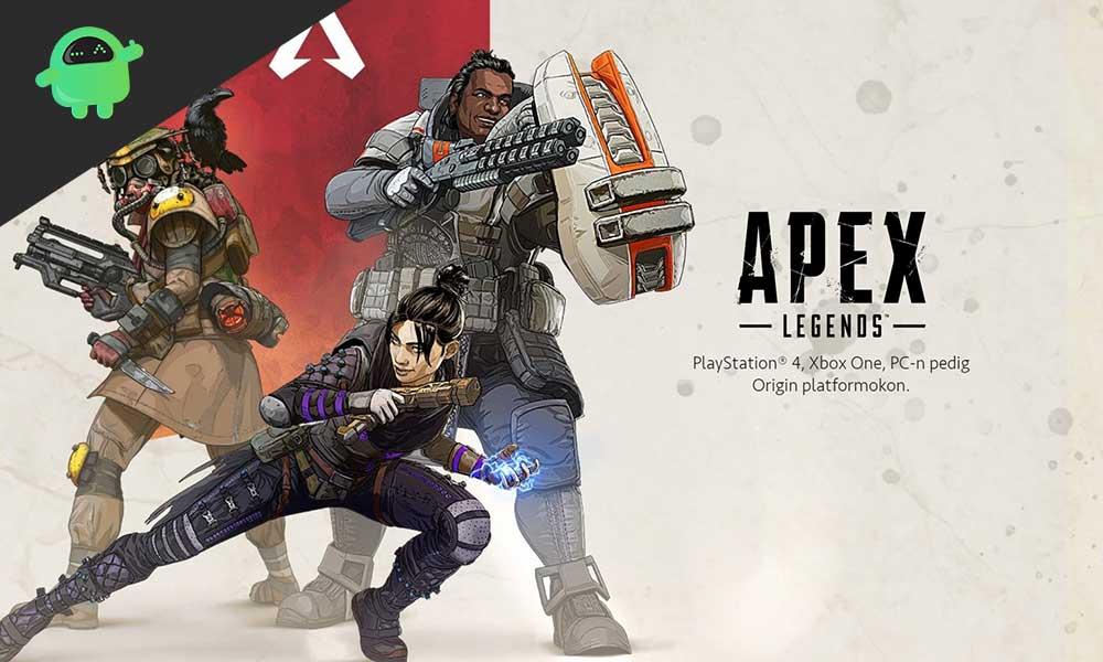 Todos los iconos de error de conexión de Apex Legends: explicados