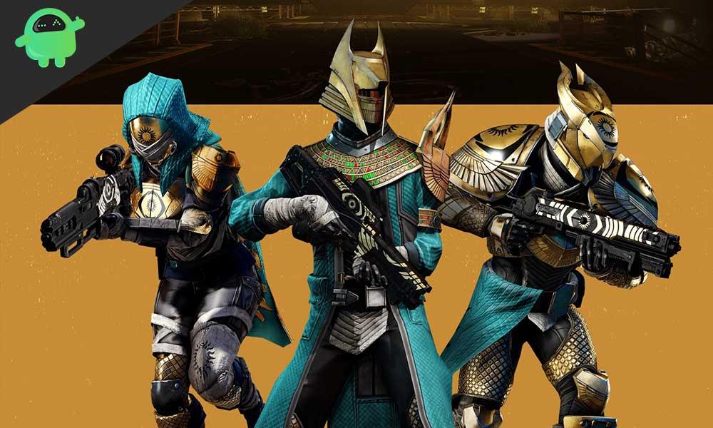 Destiny 2: Trials Of Osiris - Mapa, armas y armadura - 26 de junio de 2020